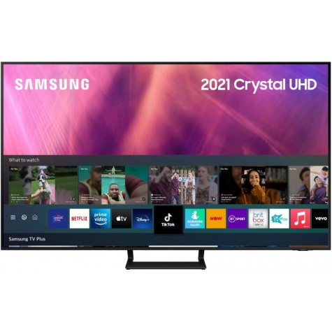"Телевизор Samsung UE75AU9000U 75"" (2021)"