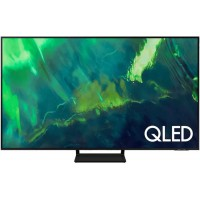 """Телевизор QLED Samsung QE55Q70AAU 54.6"""" (2021)"""