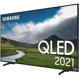 """Телевизор QLED Samsung QE85Q60AAU 84.5"""" (2021)"""