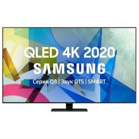 Телевизор QLED Samsung QE85Q80TAU 85